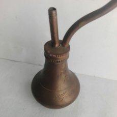 Pipas de fumar: PIPA DE FUMAR OPIO DE BRONCE MUY PEQUEÑO TAMAÑO 6 CM AFRICA ?. Lote 145693790