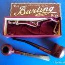 Pipas de fumar: (TA-190101)LOTE DE 2 PIPAS - BARLING Y CAPTAIN KIDD. Lote 145709990