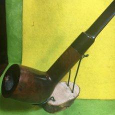 Pipas de fumar: BILLIARD - COURRIEU COGOLIN ST. CLOUDE FRANCE - GRAN PIPA (MEDIDAS). Lote 146571206