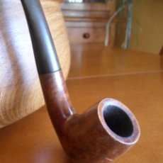 Pipas de fumar: PIPA LUXOR EN MADERA DE BREZO - ANTIGUA. Lote 155023138