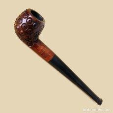 Pipas de fumar: PIPA DE FUMAR TABACO - BRUYERE GARANTIE - VINTAGE. Lote 155801738