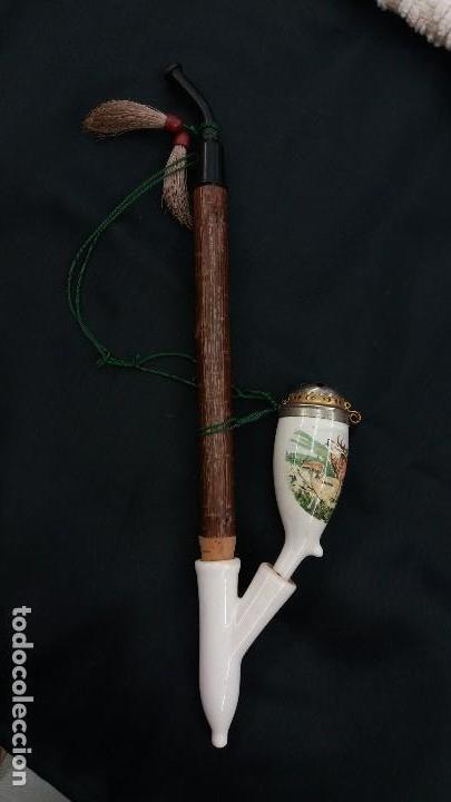 PIPA TIROLESA SIN USO (Coleccionismo - Objetos para Fumar - Pipas)
