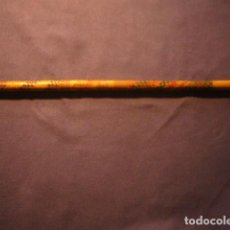 Pipas de fumar: BOQUILLA DE PIPA ARTESANAL (LONGITUD 35 CM). Lote 160780826