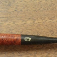 Pipes: PIPA AITS. MADE IN LONDON. CRAFTSMAN DE LUXE. Lote 163058033
