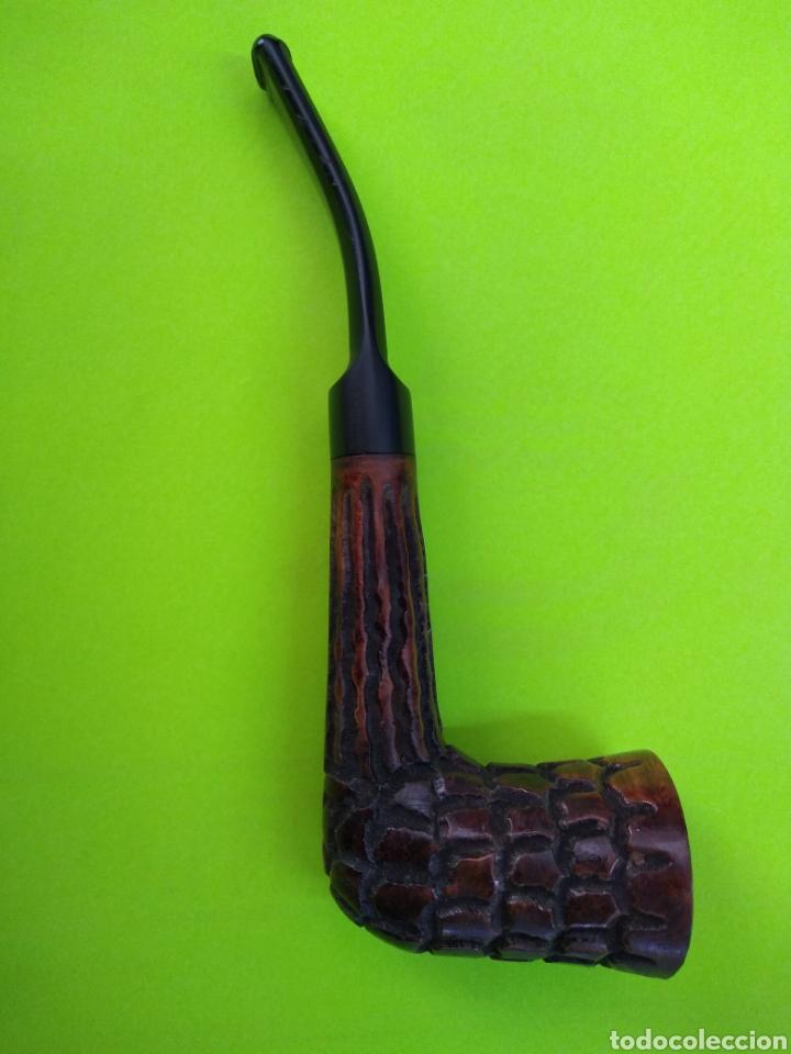 Pipas de fumar: Antigua pipa Dr. John - Foto 2 - 165971296