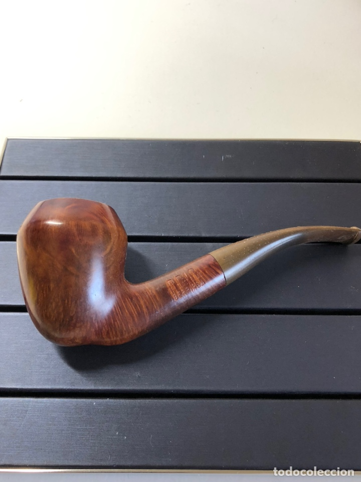 PIPA BRÍO IBERPIPSA 207 (Coleccionismo - Objetos para Fumar - Pipas)