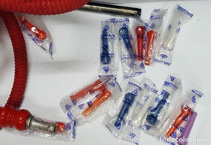Pipas de fumar: Maletin con NARGUILE+Accesorios pero incompleta. - Foto 2 - 168629344