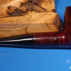Pipas de fumar: PIPA VINTAGE RESTAURADA MARCA DR PLUMB, BILLIARD. BPC005. Lote 169853308