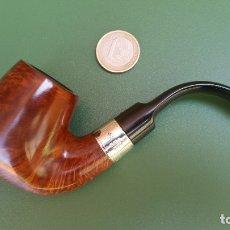 Pipas de fumar: PIPA BBB TURNBERRY. RESTAURADA Y LISTA PARA FUMAR.. Lote 177888780