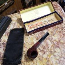 Pipas de fumar: PIPA DUNHILL BRUYERE - ESTUCHE ORIGINAL. Lote 178249695