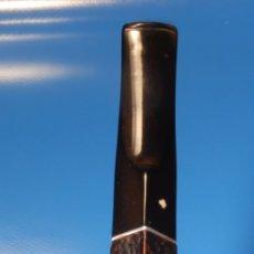 Pipas de fumar: PIPA VINTAGE RESTAURADA MARCA KAYWOODIE CONTINENTAL, MADE IN ENGLAND; BULLDOG . BPC028. Lote 178671037