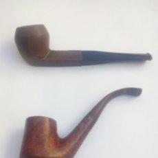 Pipas de fumar: PIPAS ANTIGUAS. Lote 178758427