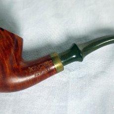 Pipas de fumar: PIPA DE COLECCION MARCA SALVARELLA ADMIRAL. Lote 180459133