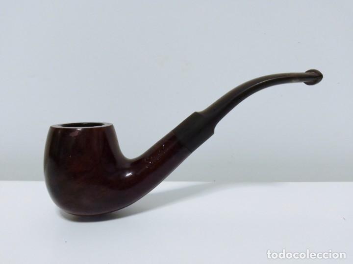 ELEGANTE PIPA DE FUMAR DE MARCA SPORT (Coleccionismo - Objetos para Fumar - Pipas)