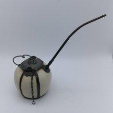 Pipas de fumar: PIPA DE OPIO. Lote 182303876