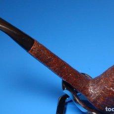 Pipas de fumar: PIPA VINTAGE MARCA SAVINELLI DELUXE RESTAURADA. BPC040. Lote 184339931