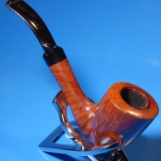 Pipas de fumar: PIPA VINTAGE SAVINELLI AUTOGRAPH RESTAURADA. R220488-2. Lote 186143841