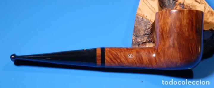 Pipas de fumar: Pipa vintage Pipa Croci restaurada. BPC052 - Foto 3 - 186173503