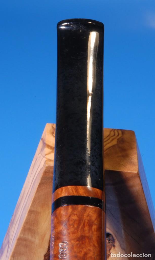 Pipas de fumar: Pipa vintage Pipa Croci restaurada. BPC052 - Foto 6 - 186173503