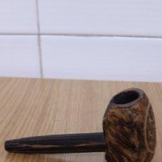 Pipas de fumar: ANTIGUA Y BONITA PIPA DE HUESO TALLADA. Lote 190181963