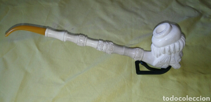 EXPOSITOR PARA PIPAS. PLEGABLE. ENVIO INCLUIDO EN EL PRECIO. (Coleccionismo - Objetos para Fumar - Pipas)