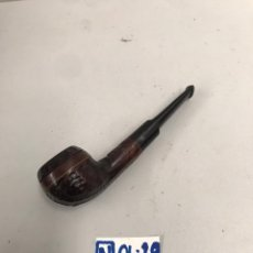 Pipas de fumar: PILA DE MADERA. Lote 194211892
