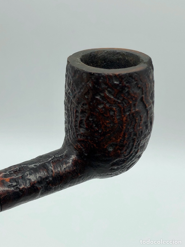 Pipas de fumar: Pipa DUNHILL SHELL BRIAR 631 - Foto 6 - 194282737
