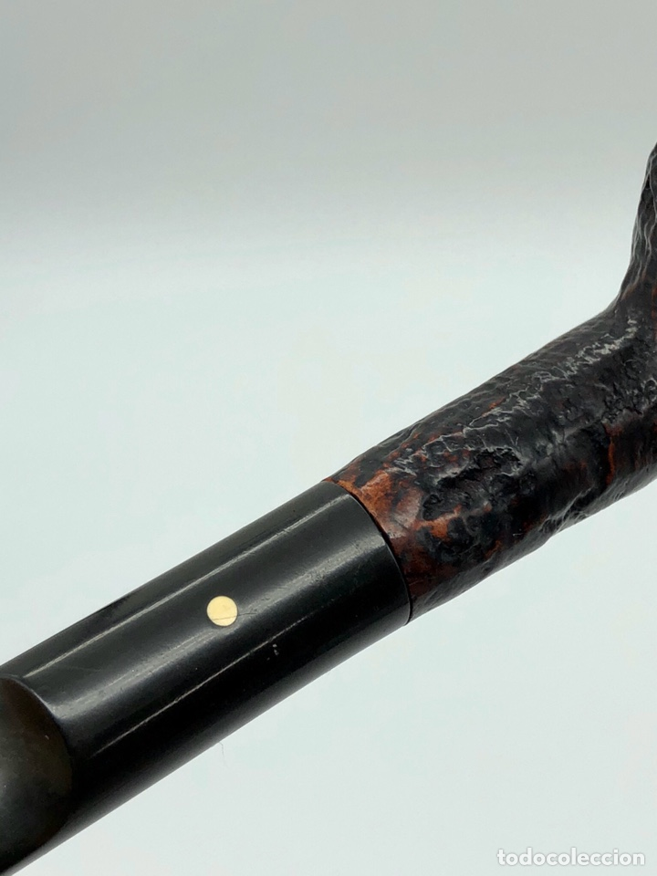 Pipas de fumar: Pipa DUNHILL SHELL BRIAR 631 - Foto 8 - 194282737