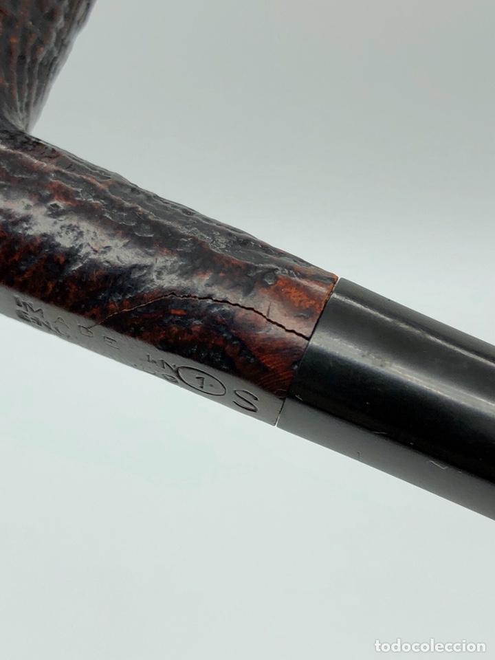 Pipas de fumar: Pipa DUNHILL SHELL BRIAR 631 - Foto 13 - 194282737