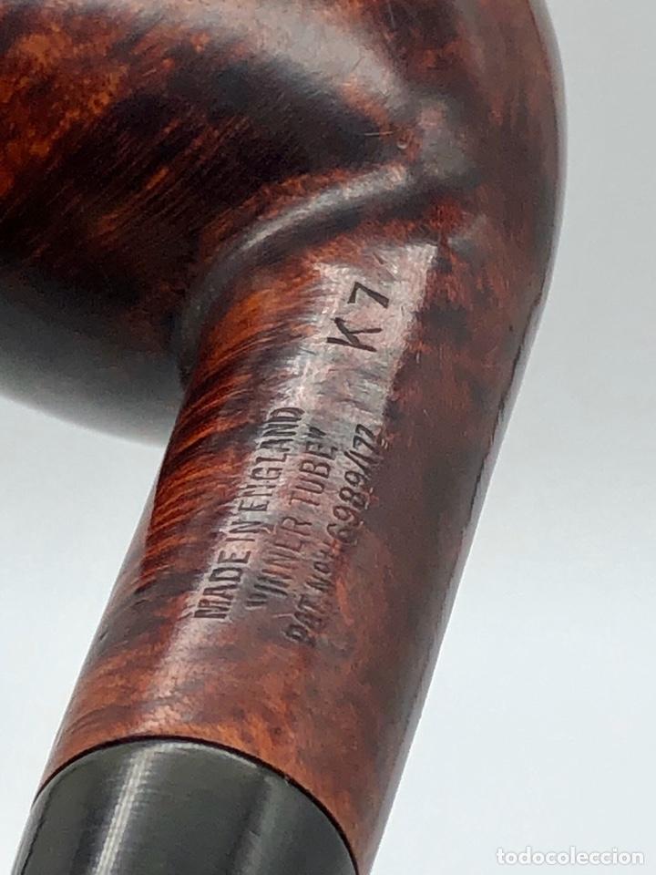 Pipas de fumar: Antigua pipa DUNHILL INNER TUBE pat.116989/17 - Foto 4 - 194285526