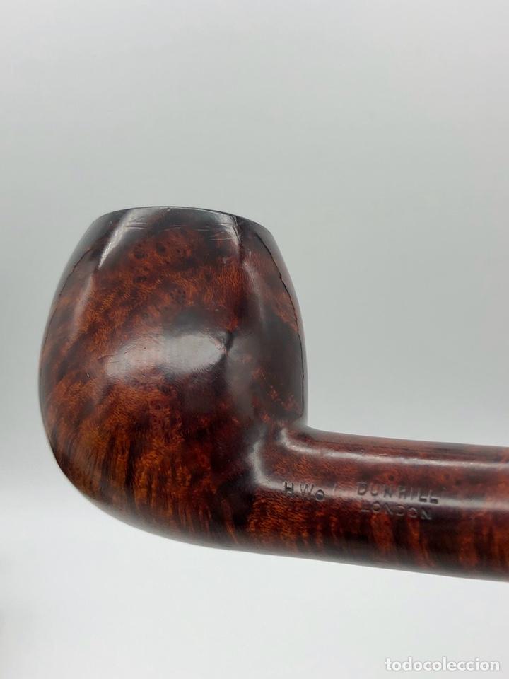 Pipas de fumar: Antigua pipa DUNHILL INNER TUBE pat.116989/17 - Foto 11 - 194285526