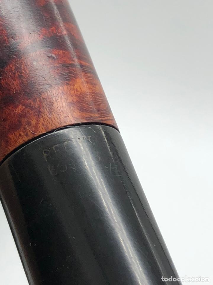 Pipas de fumar: Antigua pipa DUNHILL INNER TUBE pat.116989/17 - Foto 21 - 194285526