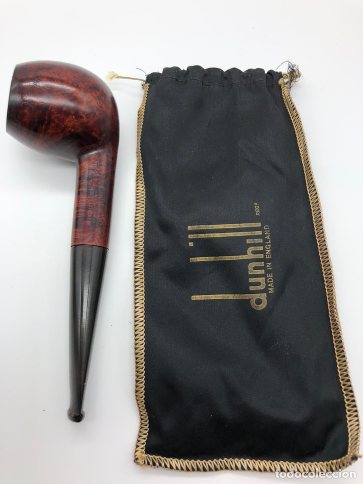 Pipas de fumar: Antigua pipa DUNHILL INNER TUBE pat.116989/17 - Foto 25 - 194285526