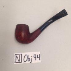 Pipas de fumar: ANTIGUA PIPA DE MADERA. Lote 196285628