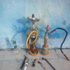 Pipas de fumar: LOTE DE PIPAS Y CACHIMBAS. . Lote 199689476