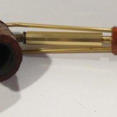 Pipas de fumar: PIPA DE FUMAR BREVETE FRANCE MODELO DEPOSE MADE IN FRANCE. Lote 200620087
