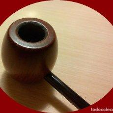 Pipas de fumar: PIPA MADERA FUMAR COLECCION. Lote 203223640