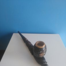 Pipas de fumar: ANTIGUA PIPA DE FUMAR. VER FOTOGRAFIAS.. Lote 204681716