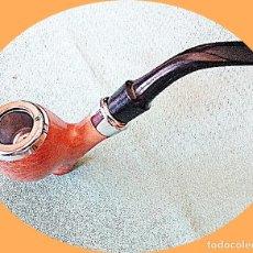 Pipas de fumar: PIPA MADERA DURADERA.. Lote 205036185