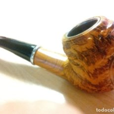 Pipas de fumar: PIPA COLECCION O REGALO TAMBIEN USAR. Lote 209915853