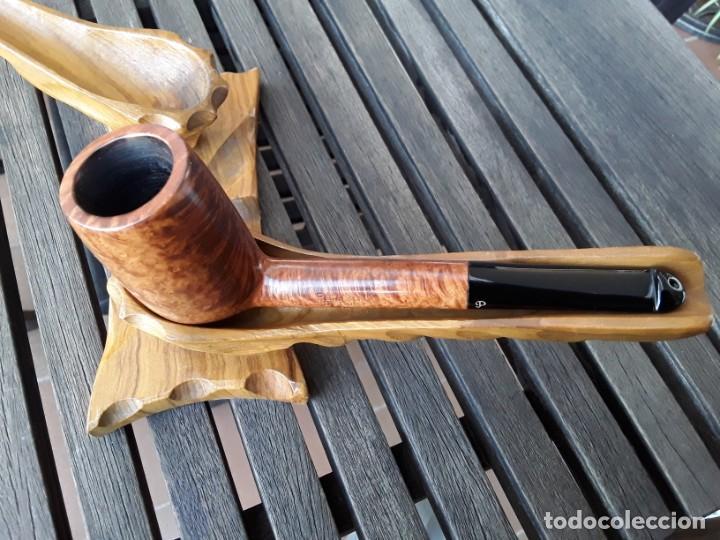 Pipas de fumar: PIPA PETERSON´S DELUXE SPECIAL 727 AÑOS 70 U 80 - Foto 4 - 211766715
