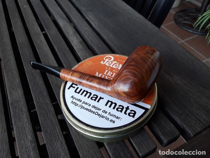 Pipas de fumar: PIPA PETERSON´S DELUXE SPECIAL 727 AÑOS 70 U 80 - Foto 8 - 211766715