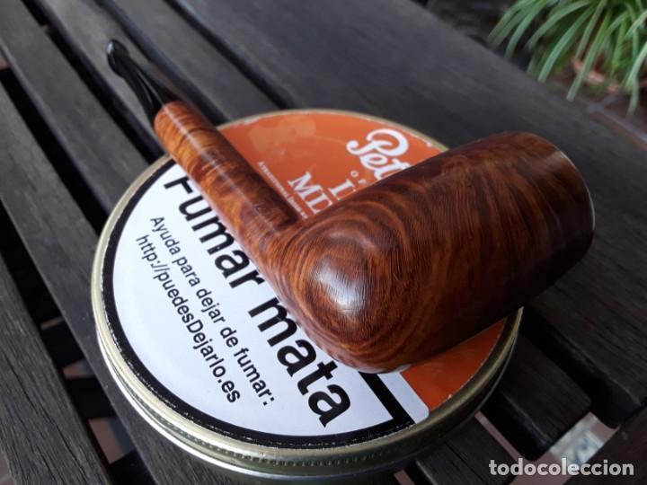 Pipas de fumar: PIPA PETERSON´S DELUXE SPECIAL 727 AÑOS 70 U 80 - Foto 9 - 211766715