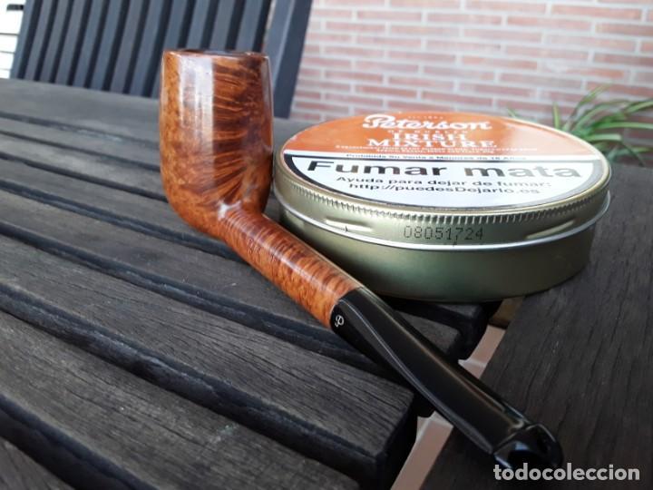 Pipas de fumar: PIPA PETERSON´S DELUXE SPECIAL 727 AÑOS 70 U 80 - Foto 12 - 211766715