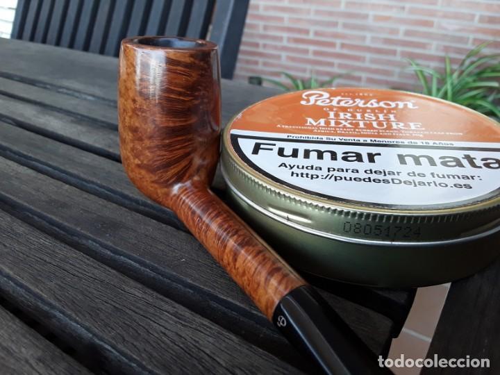 Pipas de fumar: PIPA PETERSON´S DELUXE SPECIAL 727 AÑOS 70 U 80 - Foto 13 - 211766715