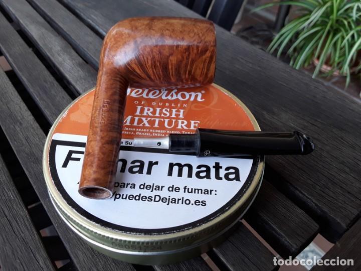Pipas de fumar: PIPA PETERSON´S DELUXE SPECIAL 727 AÑOS 70 U 80 - Foto 19 - 211766715