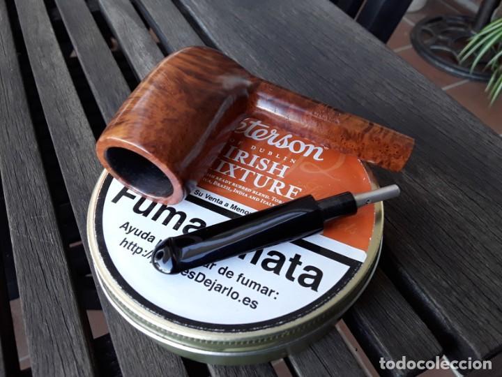 Pipas de fumar: PIPA PETERSON´S DELUXE SPECIAL 727 AÑOS 70 U 80 - Foto 20 - 211766715