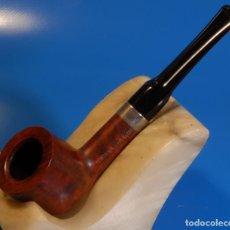"Pipas de fumar: PIPA USADA ""I CAMPEONAT DE CATALUNYA 6-5-84"", RESTAURADA. BPC141. Lote 213965558"