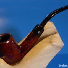 Pipas de fumar: PIPA USADA ROYAL-DUTCH DERBY, RESTAURADA. BPC146. Lote 213978867