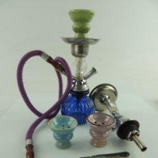 Pipas de fumar: NARGUILA - PIPA DE AGUA - CACHIMBA. Lote 219081020